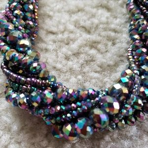 Francesca's Collections Jewelry - Multicolored beaded necklace